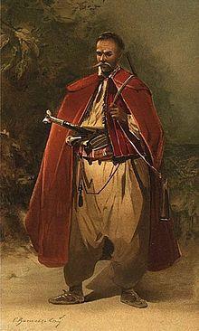 Cossack Druni