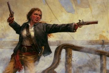 Irish Pirate Queen