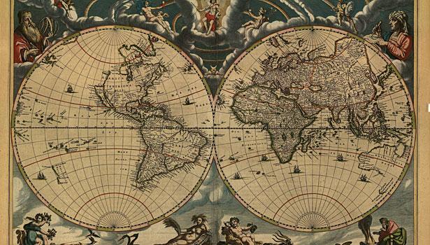 Ye Olde Maps